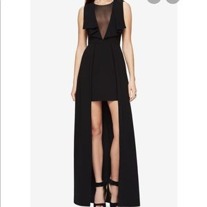 Black Bcbg MAXAZRIA Gown.. high low